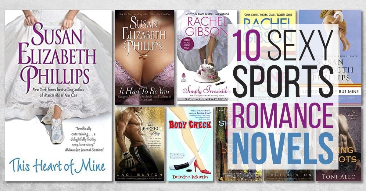 10 Sexy Sports Romance Novels