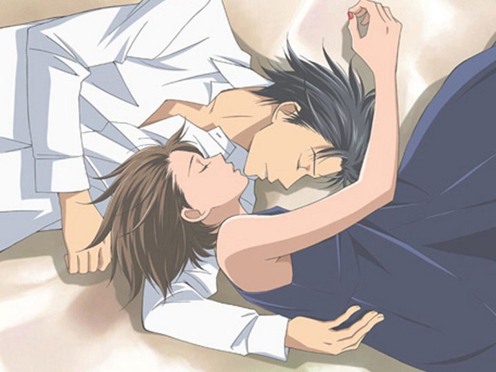 Romantic Quote From Anime & Manga