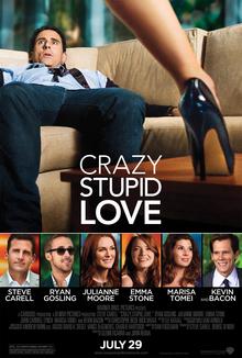 best romantic movies: crazy stupid love