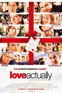 best romantic movies: love actually