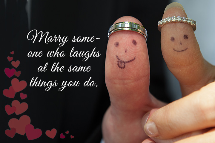 Romantic Quote For Marriage