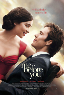 best romantic movies: me before you
