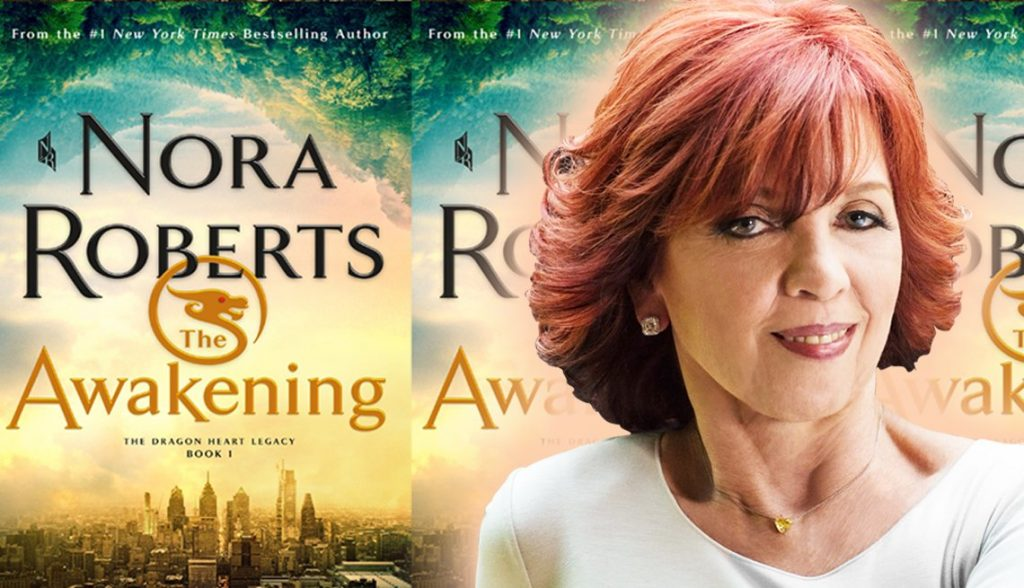 Romantic Quote By Nora Roberts