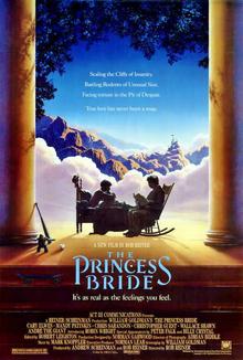 best romantic movies: the princess bride