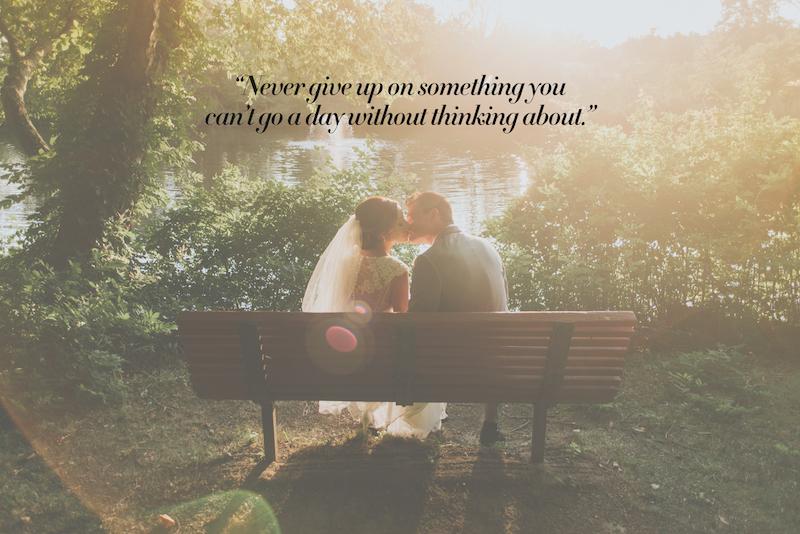 Romantic Quote For Weddings