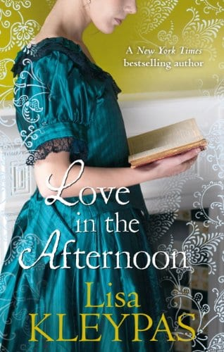 lisa kleypas books: love in the afternoon