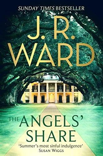 jr ward books: angels' share