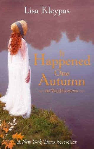 lisa kleypas books: it happened one autumn