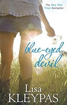 lisa kleypas books: blue eyed devil