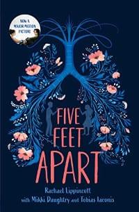 romance books for teens: five feet apart