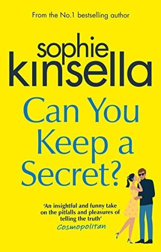 funny romance books: can you keep a secret