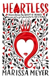 romance books for teens: heartless