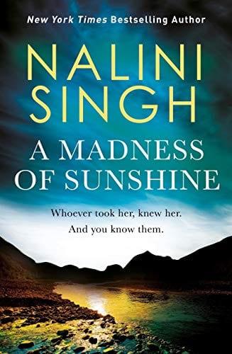 romantic thriller books: a madness of sunshine
