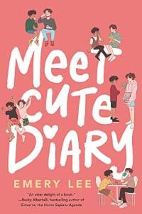 romance books for teens: meet cute diary