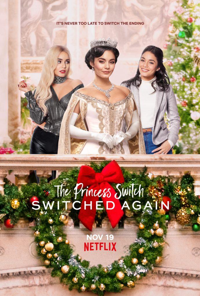 romantic movies on netflix: the princess switch