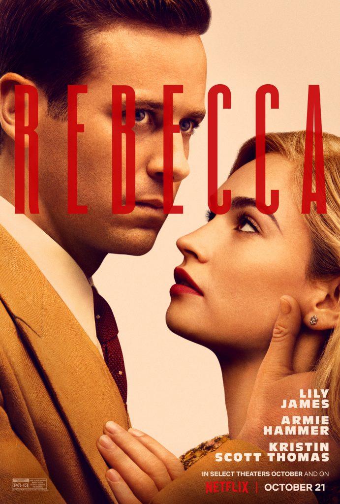 romantic movies on netflix: rebecca