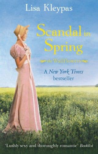 lisa kleypas books: scandal in spring
