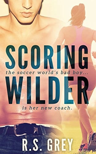 sports romance books: scoring wilder