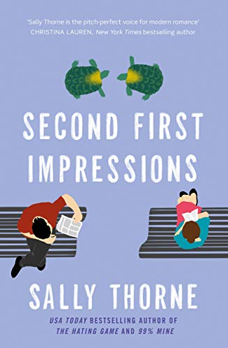 funny romance books: second first impressions