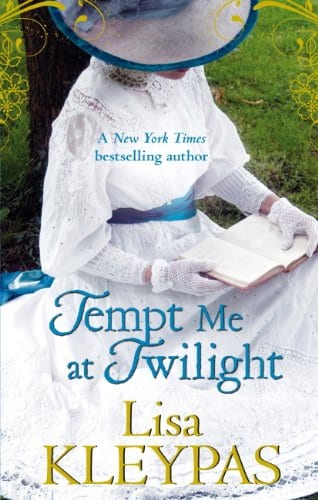 lisa kleypas books: tempt me at twilight