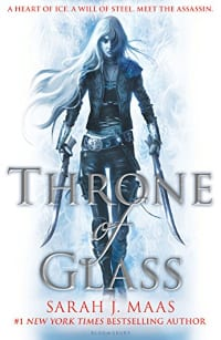 romance books for teens: throne of glass