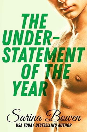 sports romance books: the understatement of the year