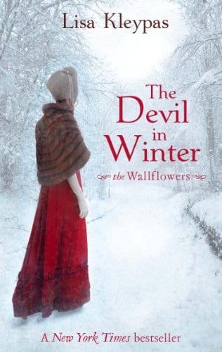 lisa kleypas books: the devil in winter