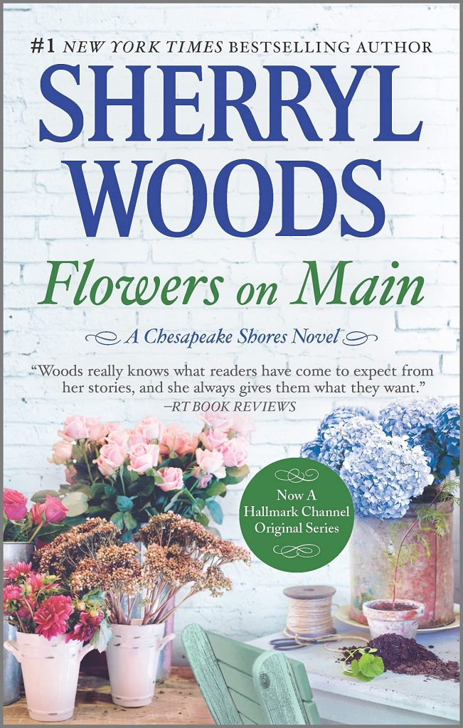 chesapeake shores flowers on main cover