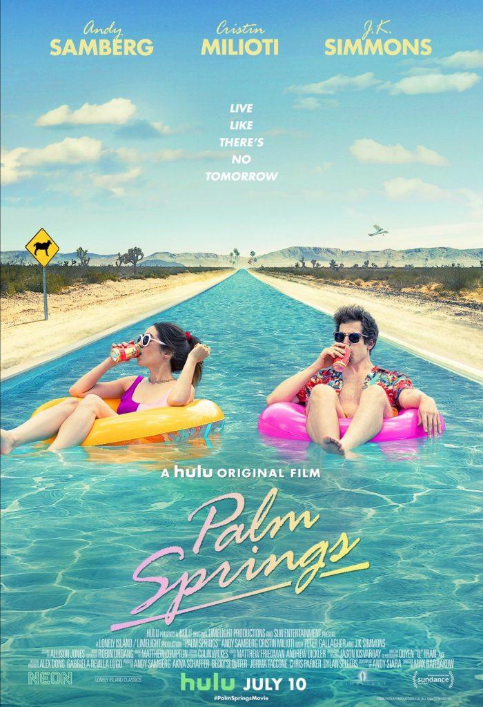 Romance movies on hulu: palm springs