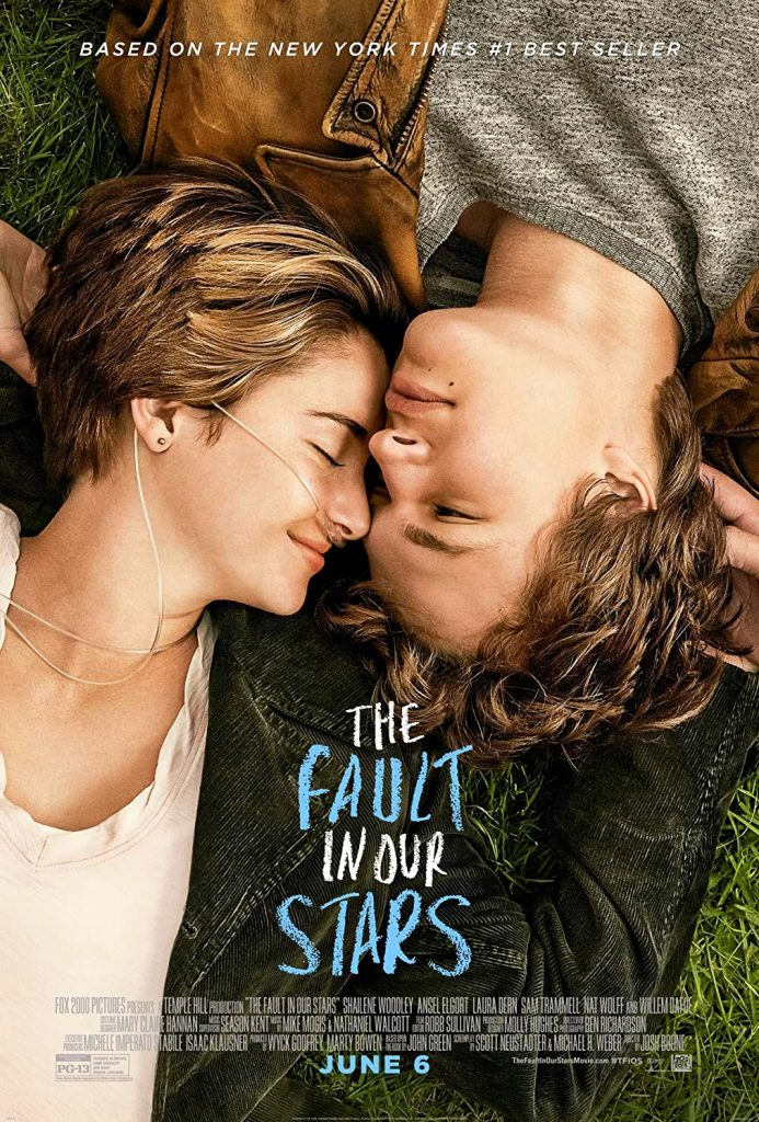 sad romantic movies: the fault in our stars