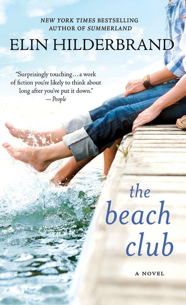 books by elin hilderbrand: the beach club