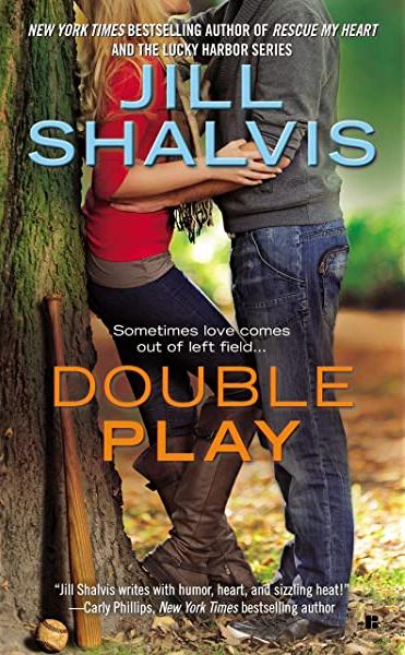 sports romance books: double play
