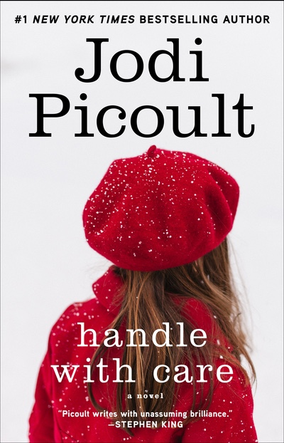 Jodi Picoult books are about family, relationships, love and so much more.