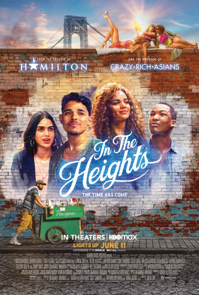 new romantic movies: in the heights