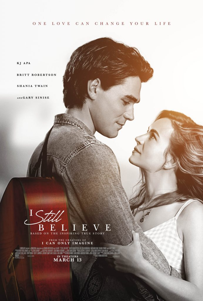 romance movies on hulu: i still believe