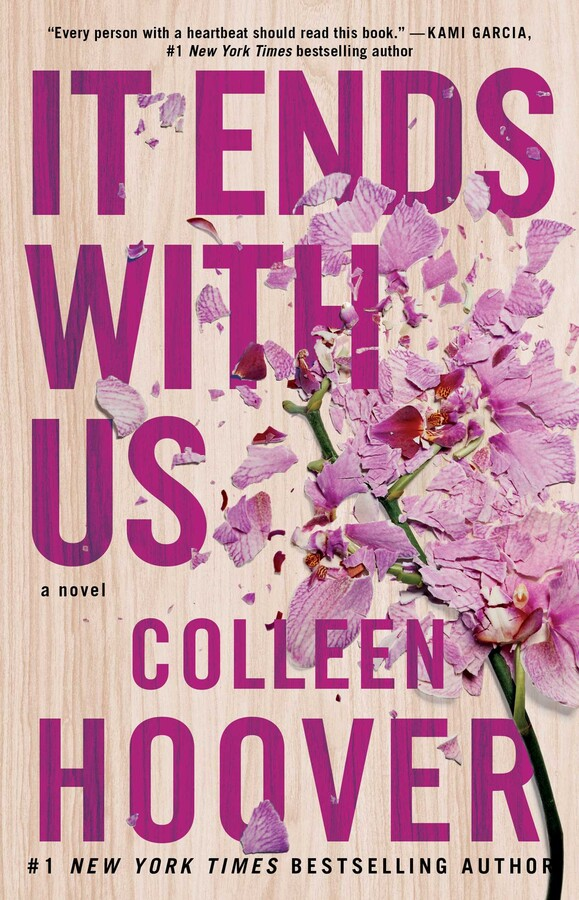 romantic thriller books: it ends with us