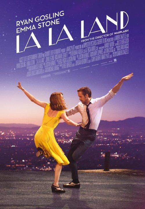 romance movies on hulu: la la land