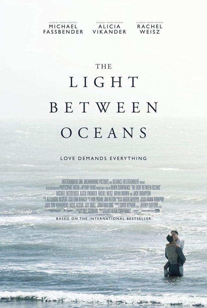 sad romantic movies: the light between oceans