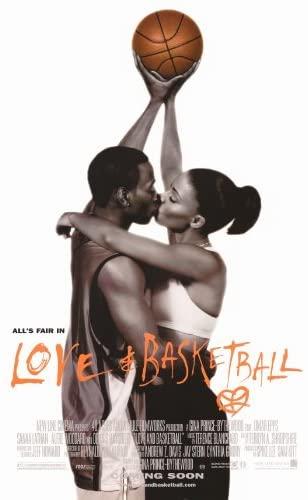 best romantic movies: love & basketball