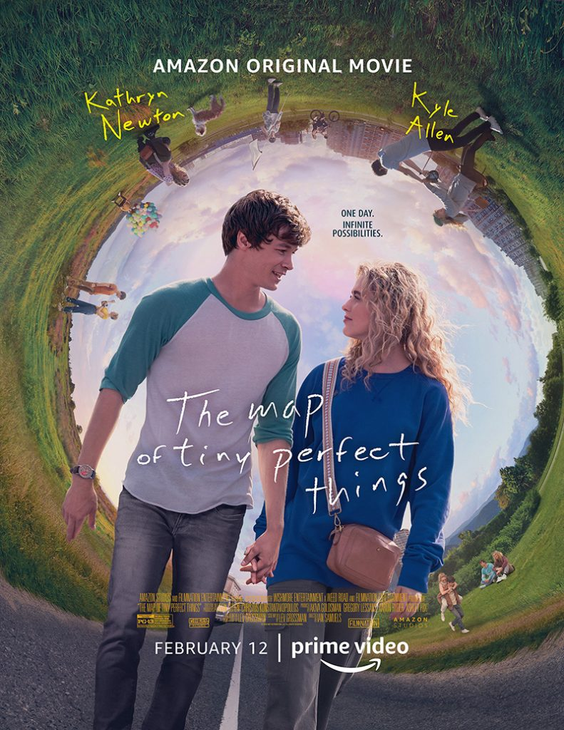 new romantic movies: the map of tiny perfect things
