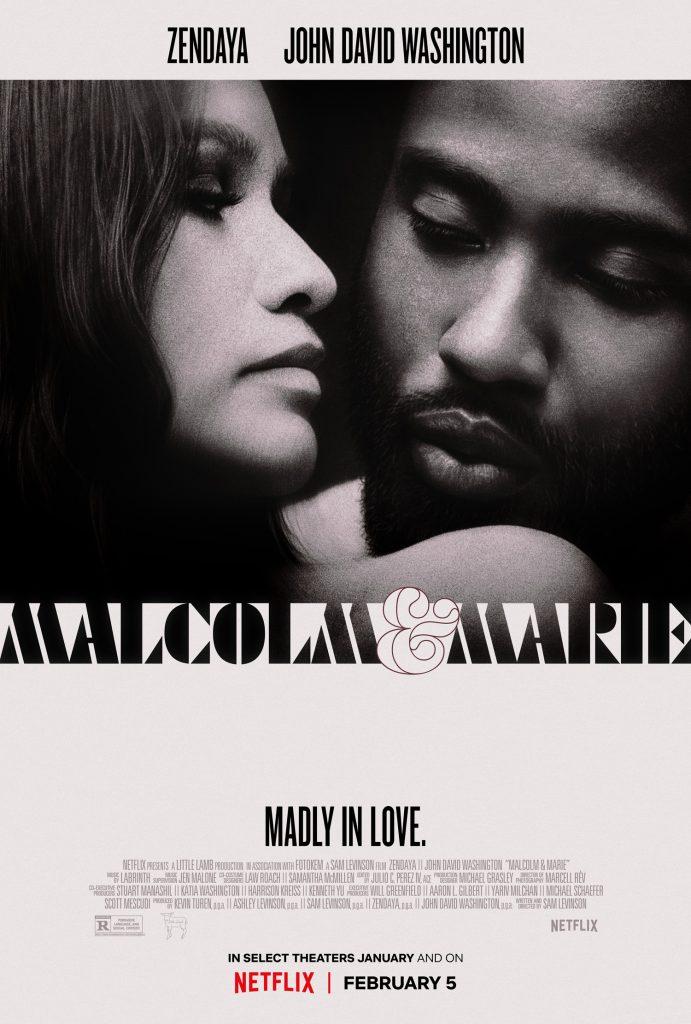 new romantic movies: malcolm & marie