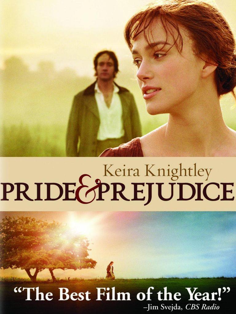 romance movies on hulu: pride and prejudice