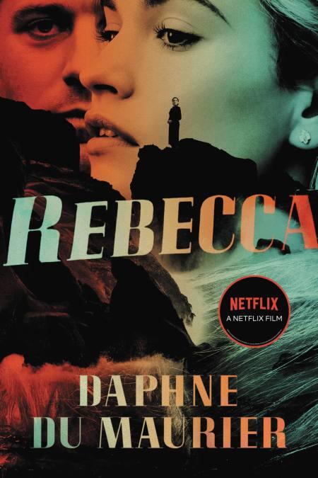 romantic thriller books: rebecca