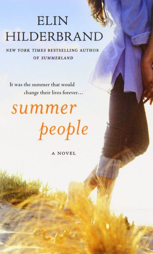 books by elin hilderbrand: summer people