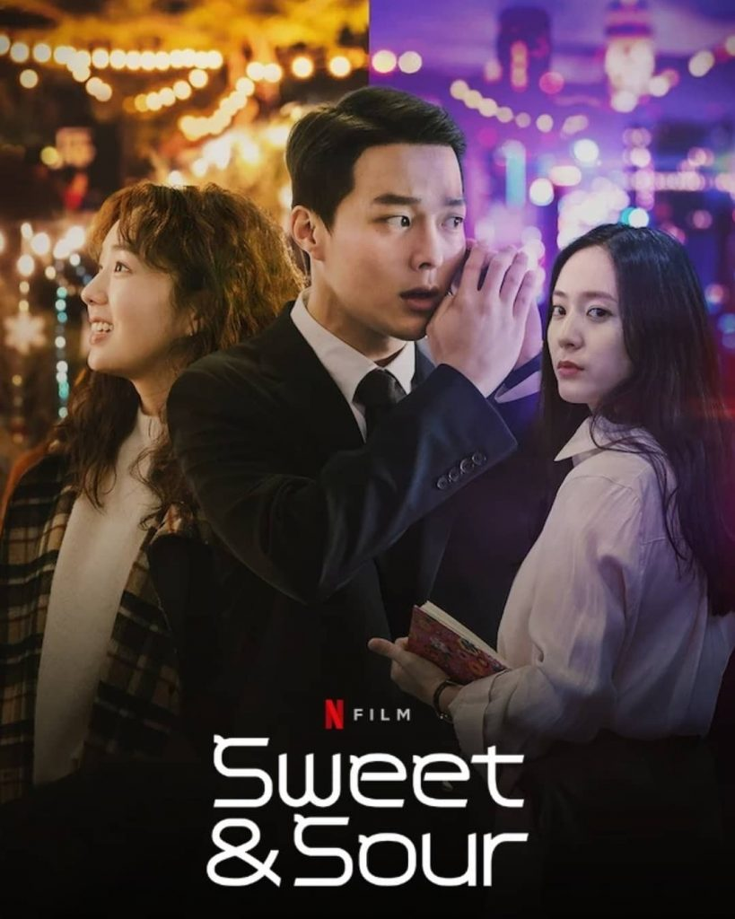 romantic movies on netflix: sweet and sour