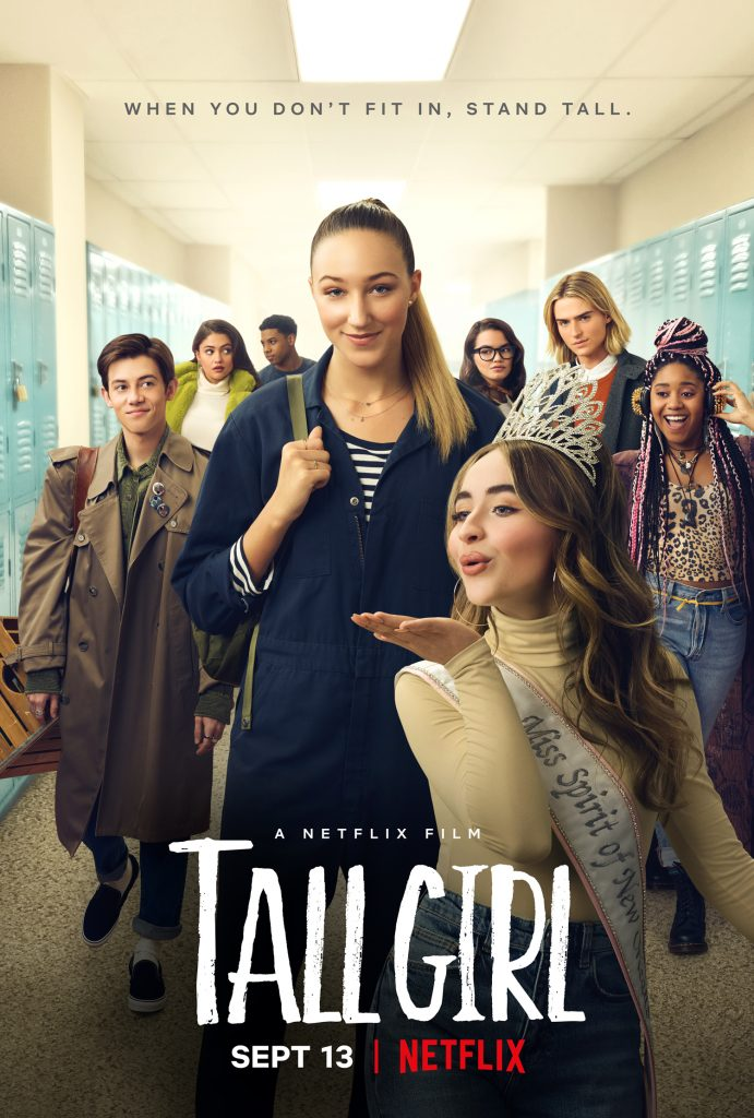 romantic movies on netflix: tall girl