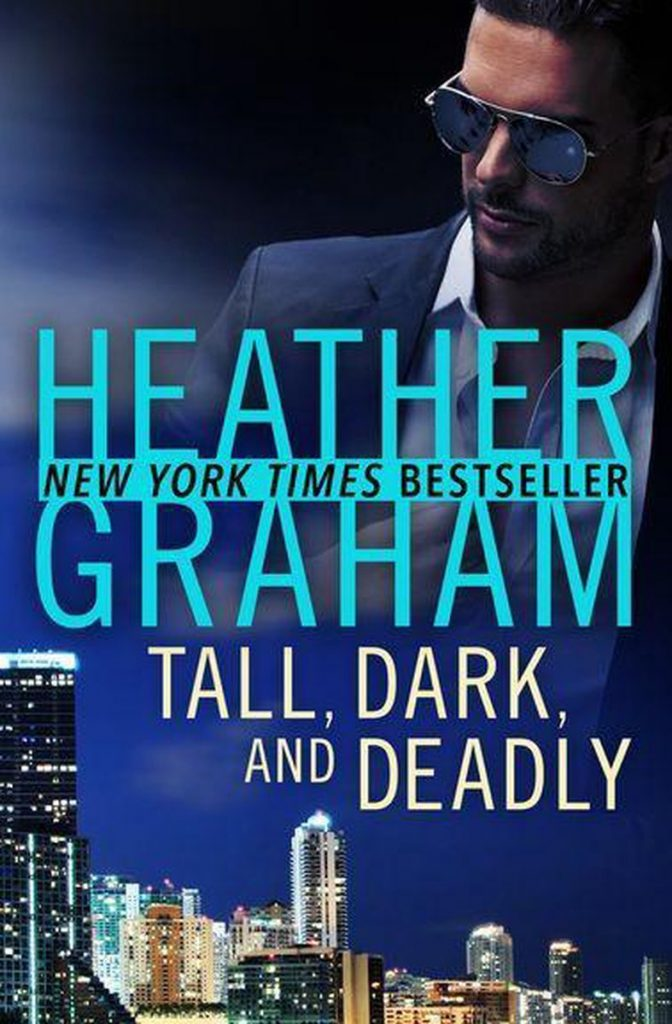 romantic thriller books: tall, dark and deadly