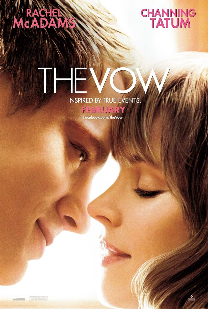 sad romantic movies: the vow