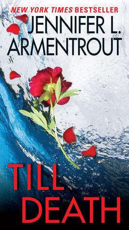 romantic thriller books: till death