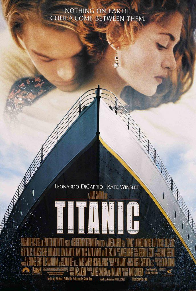 sad romantic movies: titanic